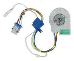 GE Refrigerator Evaporator Fan Motor For GSS22QGPACC